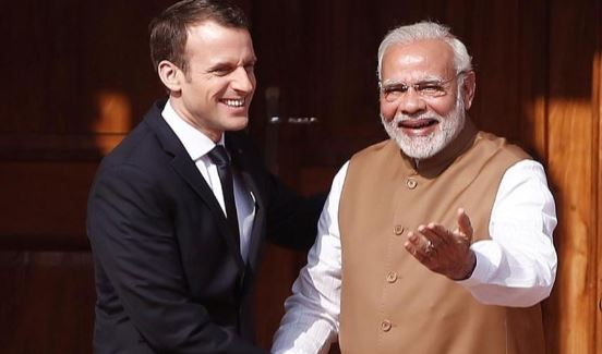 France To Ramp Up Joint Patrols And Operations With India's Armed Forces In The Indian Ocean